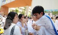 Hà Nội công bố điểm chuẩn lớp 10 THPT công lập