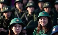 Chính thức công bố điểm sàn 18 trường quân đội