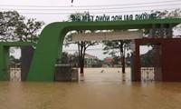 ĐH Huế và ĐH Đà Nẵng kéo dài thời gian nhập học cho tân sinh viên vì mưa lũ