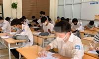 Khi nào thí sinh đăng ký dự thi, tuyển sinh, thi tốt nghiệp THPT năm 2021?