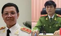Các ông Phan Văn Vĩnh, Nguyễn Thanh Hóa.
