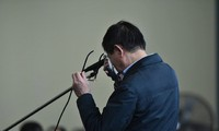 Tại tòa, bị cáo Phan Văn Vĩnh khai hối hận vì góp phần gây ra vụ án.