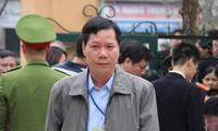 Bị cáo Trương Quý Dương - nguyên giám đốc BV Hòa Bình.