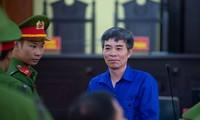 Bị cáo Trương Tuấn Dũng - nguyên Phó GĐ Sở Tài chính Sơn La.