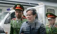 Bị cáo Nguyễn Bắc Son đã phản cung, nói không nhận hối lộ 3 triệu USD.