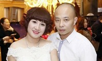 Vợ chồng bị can Nguyễn Xuân Đường.