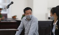 Bị cáo Hà Văn Thắm - cựu Chủ tịch OceanBank từng là người giàu thứ 8 trên sàn chứng khoán.