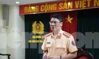 Đại tá Đỗ Thanh Bình - Phó Cục trưởng Cục CSGT.