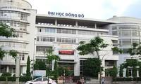 """Trường Đại học Đông Đô bị xác định đã cấp """"chui"""" văn bằng 2 Tiếng Anh."""
