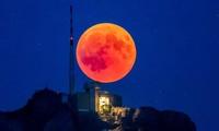 Siêu trăng đầu tiên của năm 2021 sẽ xuất hiện vào tối 27/4.
