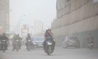 Ô nhiễm không khí nghiêm trọng khắp đồng bằng Bắc Bộ vào sáng và chiều tối.