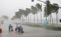 Bão số 5 suy yếu thành áp thấp, mưa rất lớn khắp Trung Bộ và Tây Nguyên