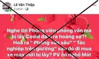 Luật sư Lê Văn Thiệp bị phạt 8 triệu đồng vì xúc phạm nhà báo