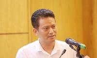Ông Nguyễn Xuân Hải, Vụ trưởng Vụ Thẩm định và đánh giá tác động môi trường thuộc Tổng cục Môi trường, Bộ Tài nguyên và Môi trường.