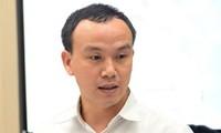 """""""Cường độ và đường đi của bão số 2 sẽ rất khó lường"""", ông Hoàng Phúc Lâm, Phó Giám đốc Trung tâm Dự báo Khí tượng Thủy văn Quốc gia."""