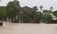 Tình hình mưa bão trong những ngày tới được nhận định rất phức tạp. Ảnh: Trung tâm Dự báo Khí tượng Thủy văn Quốc gia.