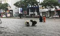 Quảng Nam và Đà Nẵng có thể ngập sâu do thủy điện Đắk Mi 4 xả lũ.
