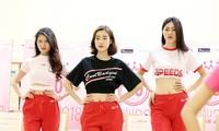 Top 3 Hoa hậu Việt Nam 2016 tập tiết mục đặc biệt tri ân khán giả