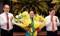 Uỷ ban Thường vụ Quốc hội phê chuẩn chức danh Chủ tịch HĐND TPHCM