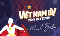 Quang Đăng tiếp tục xuất hiện trong 'Việt Nam ơi đánh bay Covid'