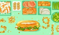 Bánh mì Việt được tôn vinh trên Google và xuất hiện trong từ điển Oxford