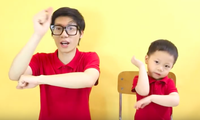 Sau 16 năm sáng tác, bài hát dạy rửa tay của nhạc sĩ Phạm Tuyên ra mắt