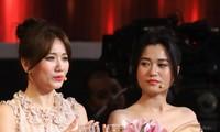 Hari Won và Lâm Vỹ Dạ chia sẻ 'chiêu độc' cho chị em để giữ lửa hôn nhân