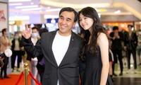 Quyền Linh đưa con gái xinh đẹp như minh tinh đi dự ra mắt phim