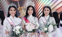 Top 3 Hoa hậu Việt Nam 2020
