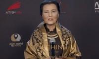 'Tứ đại mỹ nhân Sài Gòn' Kiều Chinh nhận giải thưởng Điện ảnh tại Mỹ ở tuổi 84