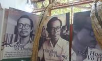 Thăm nhà Trịnh Công Sơn nhân ngày giỗ lần thứ 20