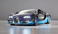 Siêu xe Bugatti Veyron có lệ phí trước bạ cao nhất lên tới hơn 66 tỷ đồng