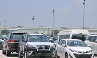 Đến đầu tháng 6/2019, Toyota Việt Nam xuất xưởng 500.000 xe, quay trở lại sản xuất xe Fortuner 2019 ở Việt Nam