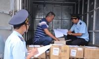 Hải quan Việt Nam kiểm soát chặt chẽ người và phương tiện xuất nhập cảnh, hàng hóa xuất nhập khẩu