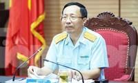 Tổng cục trưởng Tổng cục Hải quan Nguyễn Văn Cẩn. Ảnh: Tuấn Nguyễn