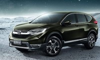 Mẫu xe Honda CRV sản xuất năm 2019