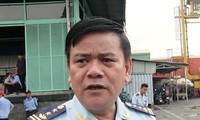 Ngô Văn Thụy (57 tuổi), cán bộ Cục Điều tra chống buôn lậu, Tổng cục Hải quan bị bắt để điều tra liên quan tới đường dây buôn lậu, sản xuất xăng giả quy mô lớn do Phan Thanh Hữu cầm đầu