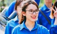 Nữ Đảng viên 9X tài năng, say mê công tác Đoàn trường Đại học Kinh tế Quốc dân