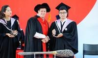 Tân khoa khoá 2021 Đại học RMIT tự hào tốt nghiệp