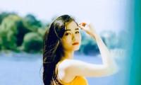 """Nữ sinh xứ Thanh xinh đẹp, tài năng của Đại học Mở: """"Tiếng Trung đến như một cái duyên"""""""