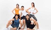 Dàn sao Vietnam Fitness Model đẹp 'hút hồn' với bộ ảnh cổ động mùa giải 2021