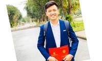Chàng sinh viên với ước mơ mang nông sản Việt Nam đi khắp thế giới