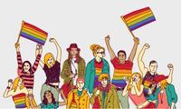 'Cái vỗ vai nhẹ nhàng' dành cho những người thuộc cộng đồng LGBT+