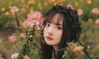 'Chao đảo' với vẻ đẹp thuần khiết của nữ sinh Đại học Kinh tế sở hữu profile 'khủng'