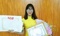 Nữ sinh FTU đạt học bổng 5/5 kỳ học tự chủ tài chính thi hàng loạt chứng chỉ