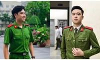 Bất ngờ với vẻ ngoài điển trai của Nguyễn Doãn Cường - Nam sinh Học viện Cảnh sát Nhân dân