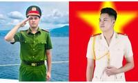 Đội trưởng SV Học viện Cảnh sát ND: 'Tuổi trẻ đẹp nhất là tuổi trẻ cống hiến cho Tổ quốc'
