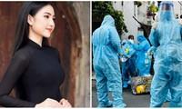 Nữ sinh quê Phú Yên là tình nguyện viên nơi tuyến đầu chống dịch