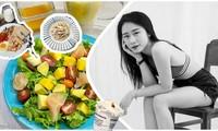 Vlogger Ngọc Khánh: 'Cơ thể bạn phản ánh những đồ ăn bạn ăn'