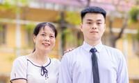 Thủ khoa khối C00, Trường Sĩ quan Chính trị: Hai lần trượt sơ tuyển, từng đi làm công ty